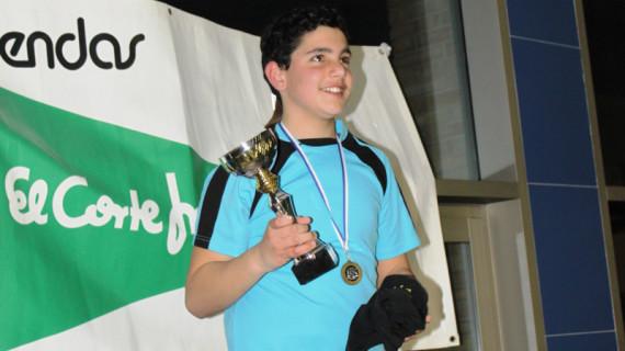 Unos 300 deportistas se darán cita el sábado en el polideportivo Andrés Estrada en el VI Trofeo San Sebastián de natación
