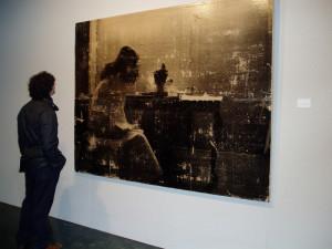 Una de las fotos de la exposición 'Tramas'.