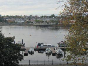 Ana dice echar de menos el clima de Huelva, pues en la isla de Limerick hay mucha humedad y son pocos los días soleados