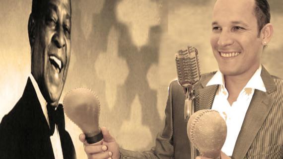 El Gran Teatro de Huelva retoma su programación cultural con el montaje musical 'Recordando a Machín'