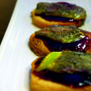 La Mirta ofrece una gran variedad de aperitivos.