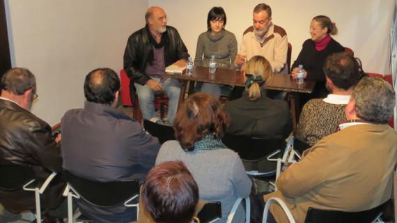 La Casa-Museo de Juan Ramón acogió la presentación de las últimas ediciónes de 'Espacio' y 'Tiempo'