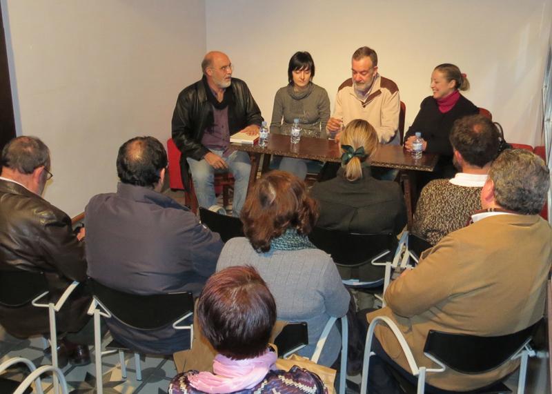 La obra de Juan Ramón fue presentada en su Casa-Museo de Moguer.