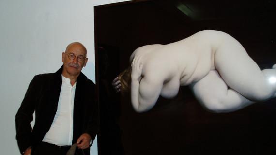 El periodista Pablo Juliá inaugura su exposición 'Otros tiempos' en la Casa Colón