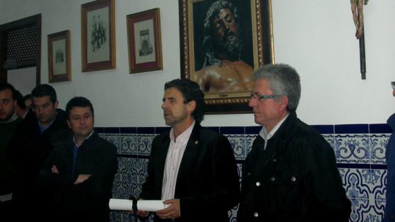 José María Soriano Abad, pregonero de la Semana Santa de La Palma del Condado