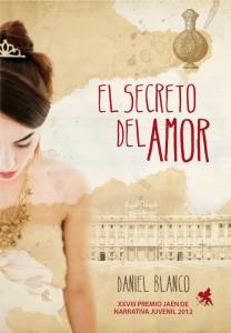 Portada de su novela 'El Secreto del Amor'.