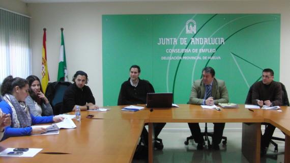 El Proyecto Hércules posibilita que diez onubenses hagan prácticas profesionales en la Unión Europea