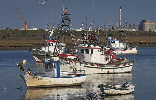 El dragado de la bocana de Punta Umbría se retomará el 15 de septiembre