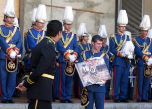 Actuación de la Banda puntaumbrieña.