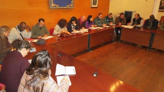Disminuye el número de asentamientos rurales durante la campaña fresera en Moguer