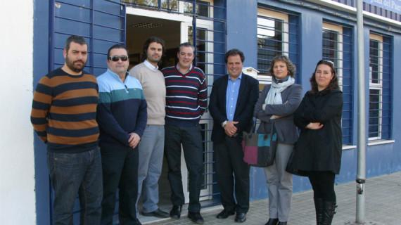 Nuevo apoyo para los empresarios del vivero municipal de San Juan del puerto