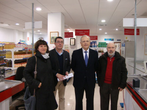 El Economato Resurgir cumple en 2014 15 años de historia en Huelva.