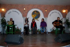 La Peña Flamenca de San Juan celebra su XXXVI Aniversario / Foto: Juan Antonio Ruiz