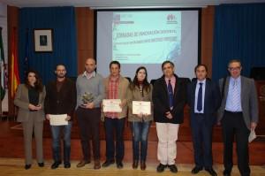 La Universidad de Huelva premia los mejores proyectos de intercambio entre directivos y empresas
