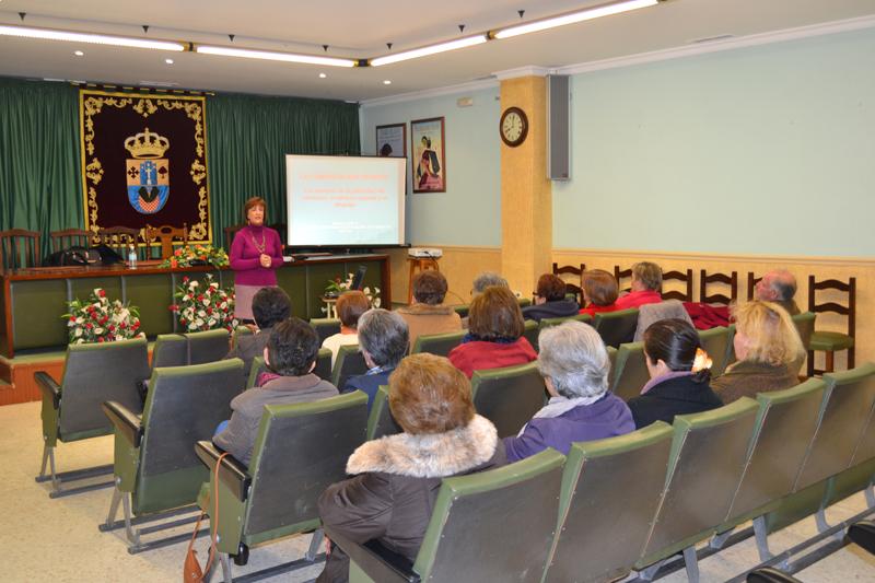 Uno de los talleres para fomentar la igualdad que organiza la Diputación.