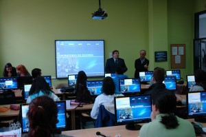 060-MAR-Actualidad-Inauguración Laboratorios de Idiomas