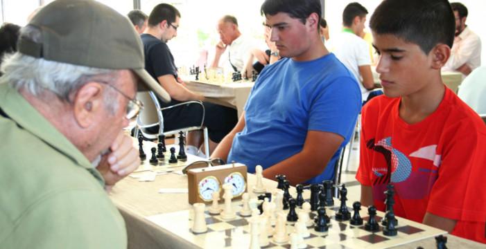 El cartayero González Lorenzo, campeón provincial de ajedrez de Segunda Categoría