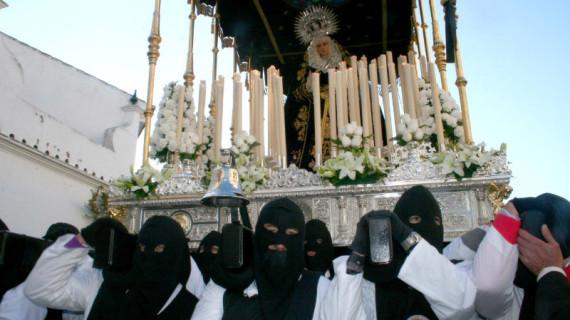 Cartaya vive su Semana Santa hasta el Domingo de Resurrección