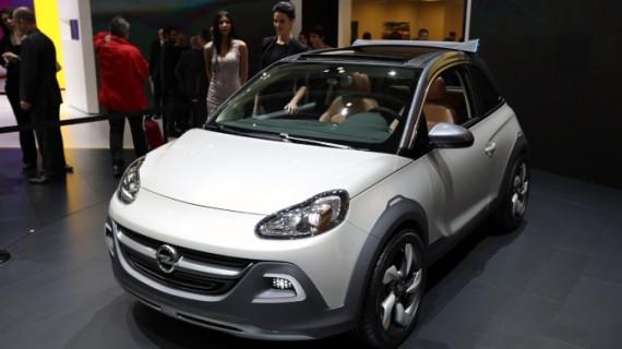 Opel, una de las firmas con más novedades en el Salón de Ginebra