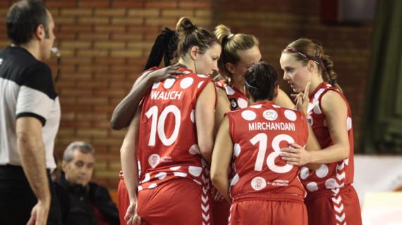 El Toyota Recreativo Conquero-Rivas Ecópolis inicia la gran fiesta del baloncesto femenino en Huelva