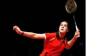 Carolina Marín cerró un gran Open de Australia pese a perder la final.