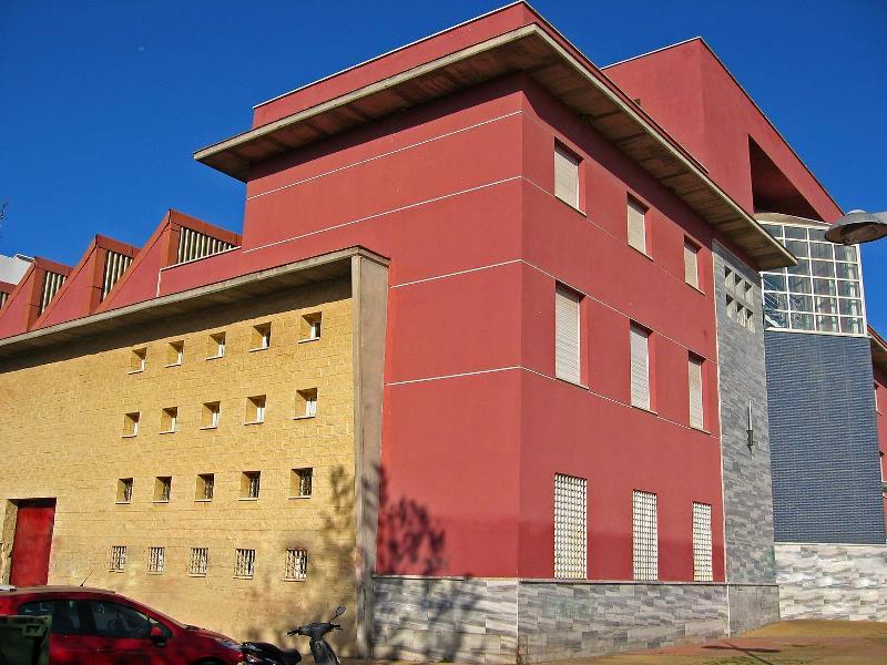 Centro de Insercción Sociolaboral Los Rosales