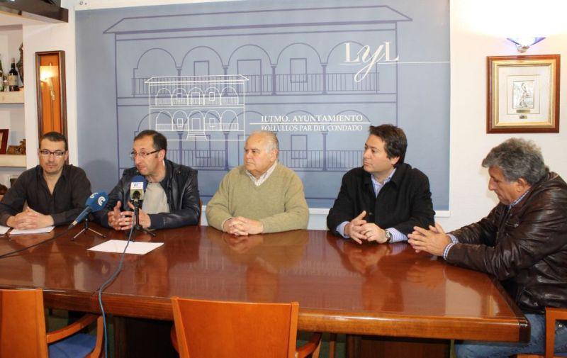 El convenio busca fomentar a las agrupaciones musicales de la localidad.