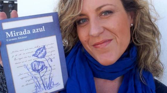 """Carmen Alcázar: """"Con Mirada azul he visto cumplido un sueño que tenía desde niña"""""""