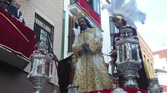 La Hermandad de la Victoria aprueba el proyecto del nuevo paso para Jesús de la Humildad
