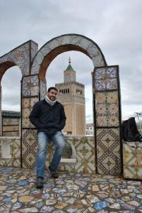 Asegura que el modo de vida de Túnez es muy parecido a Andalucía.