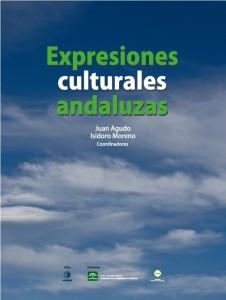 Portada del libro 'Expresiones culturales andaluzas'.