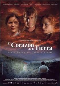 Cartel de la película de 'El Corazón de la Tierra'.