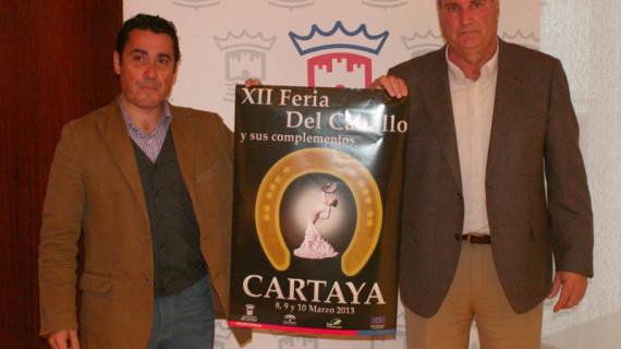 Exhibiciones ecuestres y desfiles se darán cita en la XII Feria del Caballo de Cartaya