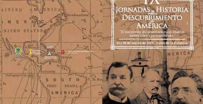 Palos celebra este fin de semana las IX Jornadas de Historia sobre el Descubrimiento de América