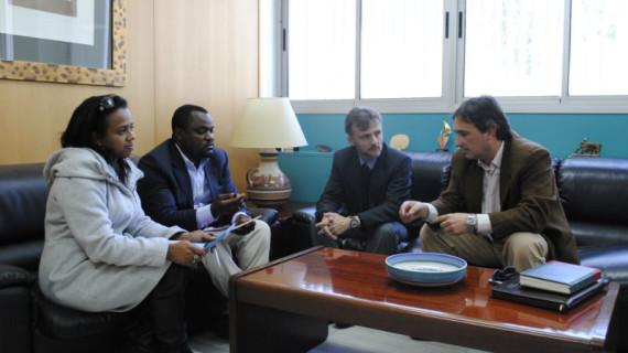 Apoyo de la Junta de Andalucía a la organización del Congreso África-Occidente que se celebrará en Kenia