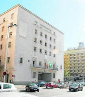 Imagen de la Audiencia Provincial de Huelva. / Foto: stajcantabria.com.