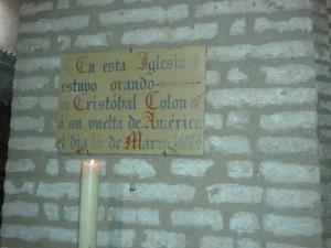 Voto Colombino del pasado año.