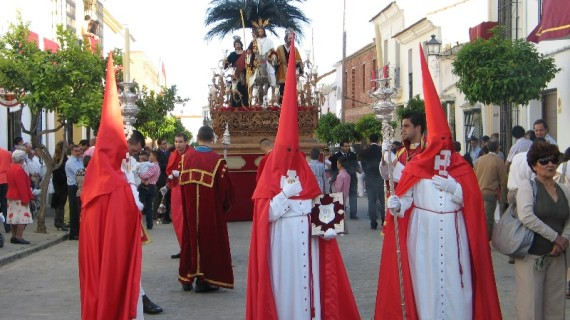 La Hermandad de la Borriquita de Moguer inicia la cuenta atrás hacia la Semana Santa 2018