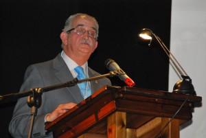 Manuel Correa peregrina cada año con los internos de la Prisión de Huelva al Rocío.