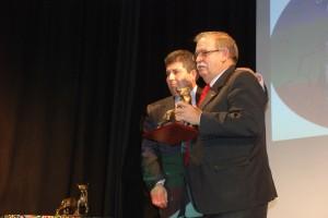 Uno de los premios obtenidos por Millares.
