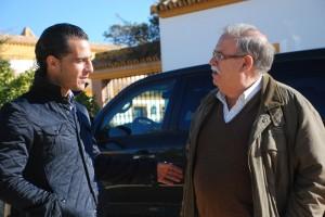 Millares con Ivan Fandiño