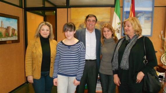 Una alumna del IES Juan Ramón Jiménez de Moguer, ganadora en la primera Olimpiada Internacional de Matemáticas