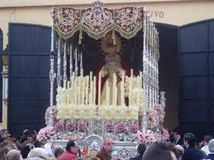 La Banda Municipal de Villablanca volverá a acompañar a la Virgen de la Misericordia.
