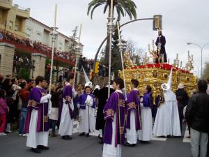 La Hermandad del Cautivo de Huelva cambia este año su itinerario.