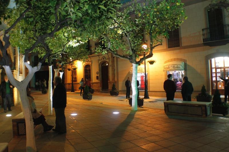 Imagen actual de la Plaza.