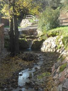 La comarca serrana cuenta con una gran belleza.