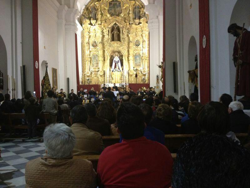 Manuel Rodríguez Moreno presenta la revista 'Spes Nostra' de la Hermandad de la Borriquita de Moguer