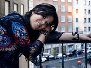 La cantante ha realizado colaboraciones con artistas tan destacados como Alejandro Sanz.