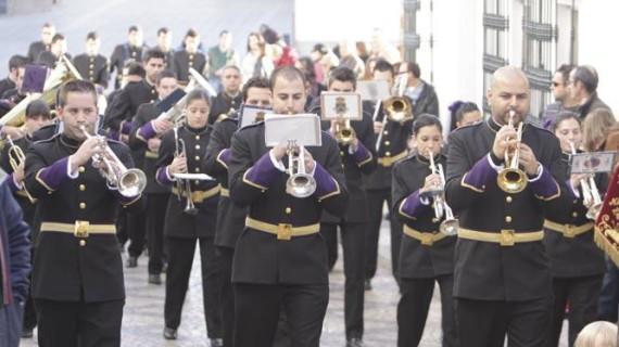 'Sones de Misterio' y 'Palio' en el Encuentro de Formaciones Musicales de Zalamea