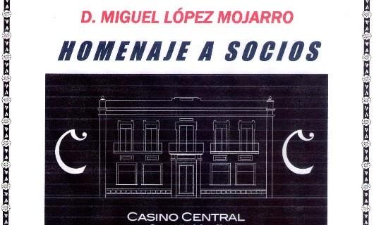 Jabugo celebra un acto homenaje a los socios del Casino Central con motivo de su 80 Aniversario
